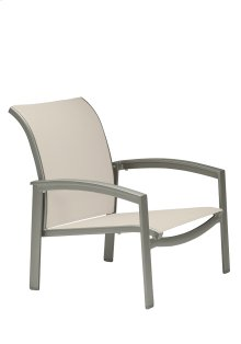 Elance Relaxed Sling Spa Chair