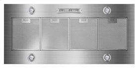 48-Inch Custom Hood Liner - Stainless Steel