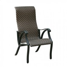 Chiara I Wicker Arm Chair