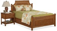 Summer Retreat Arched Queen Bed Product Image