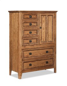 Alta Six Drawer Gentleman's Chest