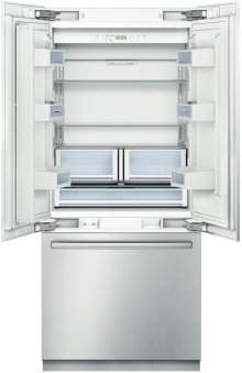 "36"" Built In French Door Bottom-Freezer Benchmark Series - Stainless Steel"