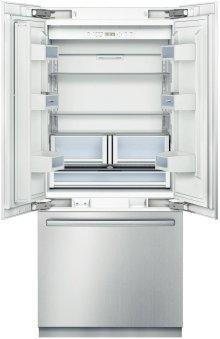 "36"" Built In French Door Bottom-Freezer Benchmark Series - Stainless Steel"