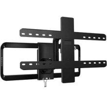 "Black Premium Series Full-Motion Mount for 51"" - 70"" flat-panel TVs up to 125 lbs."