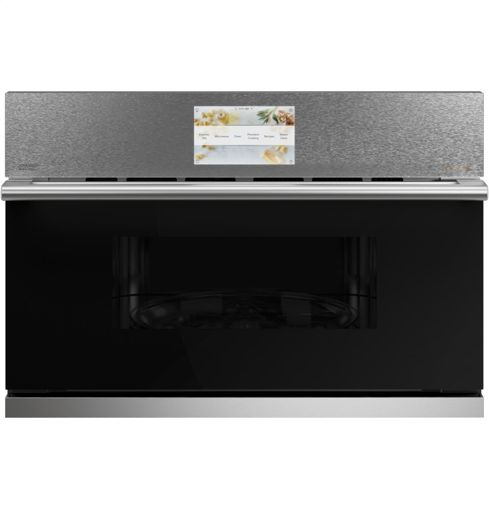 "Cafe AppliancesCafe 30"" Smart Five In One Oven With 120v Advantium &Reg; Technology"