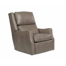 Jefferson Motorized Reclining Chair Swivel/Glider