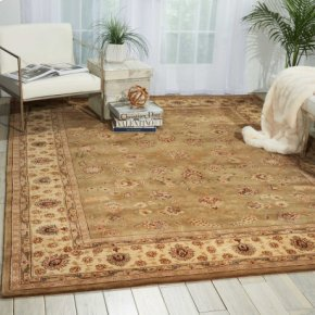 Nourison 2000 2003 Oli Rectangle Rug 27'' X 18''