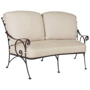 Crescent Love Seat