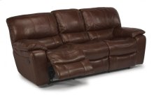 Grandview Leather Reclining Sofa