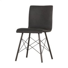 Ash Black Cover Diaw Dining Chair