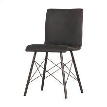 Diaw Dining Chair-ash Black