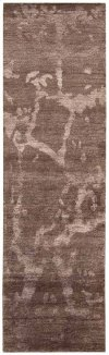 Silk Shadows Sha02 Brn Runner 2'3'' X 8'