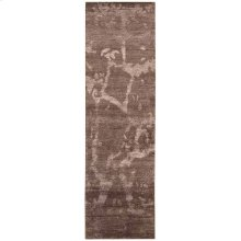 Silk Shadows Sha02 Brn Runner 2'3'' X 8'