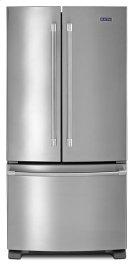 22 cu. ft. 3-Door French Door Refrigerator with Strongbox Door Hinges Product Image