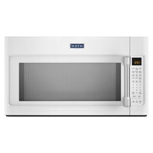 Over-the-Range Microwave with EvenAir Convection Mode - 1.9 cu. ft. - WHITE