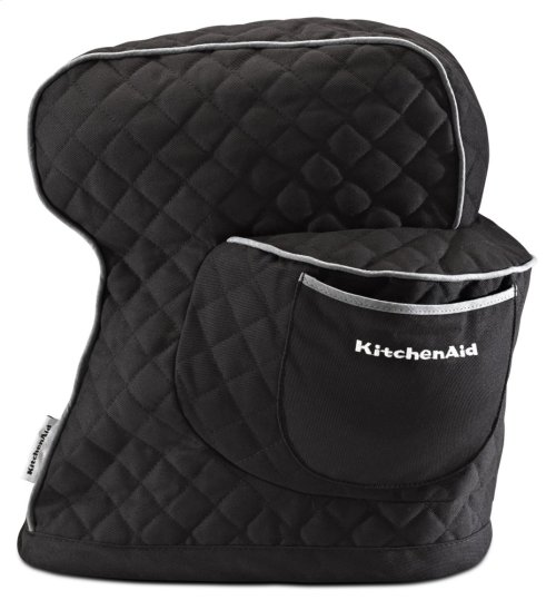 Fitted Stand Mixer Cover - Onyx Black