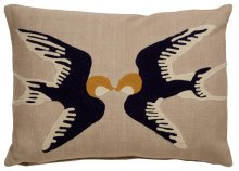 Lsc34 - En Casa By Luli Sanchez Pillows