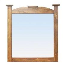 Brown Wb Econo Mirror