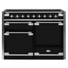Gloss Black AGA Elise Induction Range