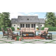 Lounge Chair w/Cushion (1/CN) Product Image