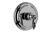 Topaz Trim Plate w/Handle