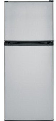 MPE12FSKSB - Stainless Steel Moffat 11.55 Cu. Ft. Top-Freezer No-Frost Refrigerator