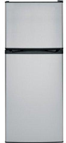 MPE12FSKSB - Stainless Steel Moffat 11.55 Cu. Ft. Top-Freezer No-Frost Refrigerator
