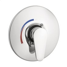 Chrome Pressure Balance Trim E