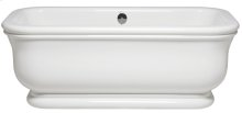 Tub Only/Soaker Freestanding without Airbath