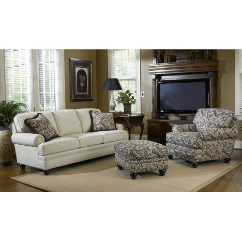 Smith Brothers Furniture 522110fabric Sofa