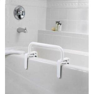 Moen Home Care glacier tub safety bar