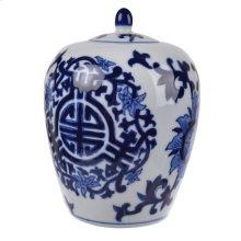 Meera Lidded Jar
