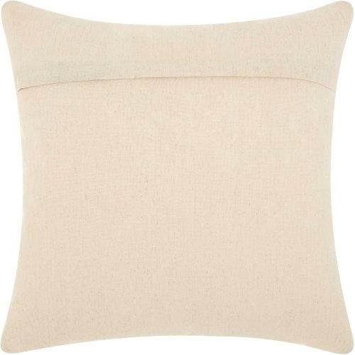 "Trendy, Hip, New-age Rn330 Natural 18"" X 18"" Throw Pillows"