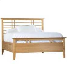 Evelyn Storage Bed