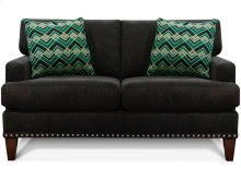 Tara Loveseat with Nails 4Z06N