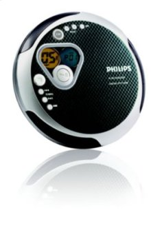 Philips Portable CD Player AX2481