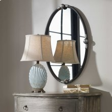 Carrick Oval Mirror