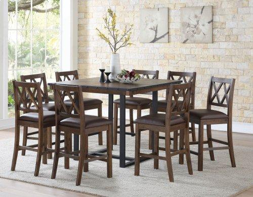 """Lori Counter Chair 18""""x19""""x39"""""""