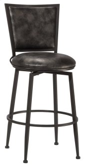 Rockvale Commercial Swivel Bar Stool
