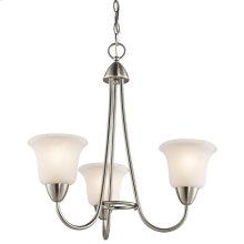 Nicholson Collection Chandelier 3Lt NI