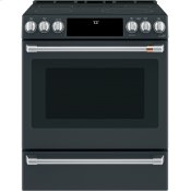 "30"" Smart Slide-In, Front-Control, Radiant and Convection Range"