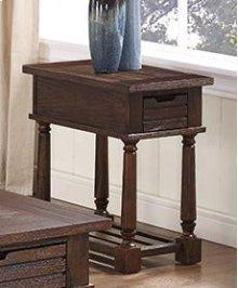 Laredo Chairside Table