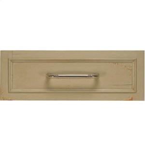 "GE Monogram® 30"" Stainless Steel Warming Drawer"