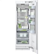 "400 Series Refrigerator Column With Fresh Cooling Close To 0(degree)c Fully Integrated Width 24"" (61 Cm)"