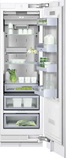 "400 Series Refrigerator Column With Fresh Cooling Close To 0°c Fully Integrated Width 24"" (61 Cm)"
