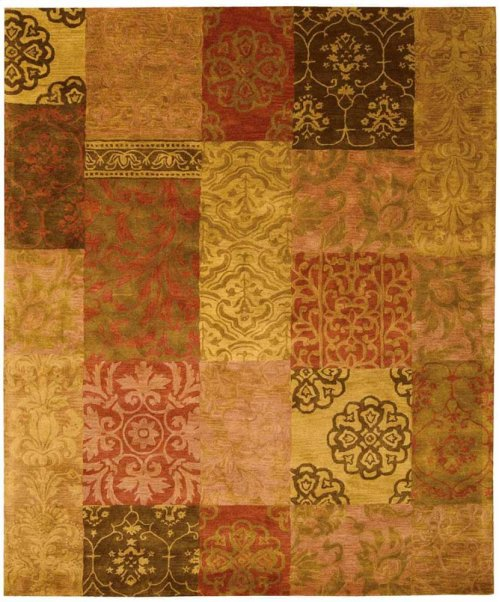 Jaipur Ja42 Mtc Rectangle Rug 7'9'' X 9'9''