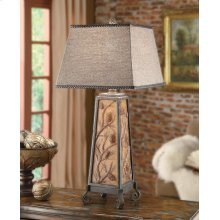 """Autumn's Light"" Table Lamp"