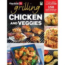 GRILLING CHICKEN & VEGGIES COOKBOOK
