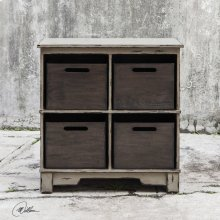 Ardusin Hobby Cupboard, Gray
