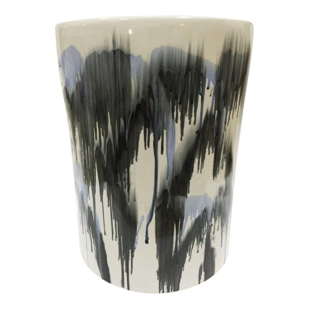 Risca Ceramic Stool